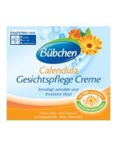 Bübchen Werk Měsíčkový pleťový krém 75 ml
