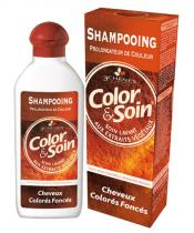 Les 3 Chenes Barva a Péče Šampón - Tmavě barvené vlasy 250ml