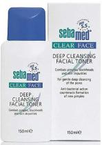 Sebapharma Sebamed Clear face hluboko čistící pleťová voda 150ml
