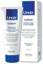 Dr. August Wolff Linola Lotion Tělové mléko pro každodenní péči o tělo i ruce 200 ml