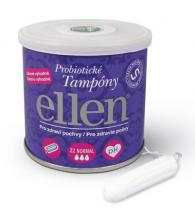 Ellen Ab Probiotické tampóny - ECO Normal 22 ks