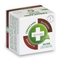 Annabis Cremcann Silver - konopný krém na kůži na opary a akné 15 ml