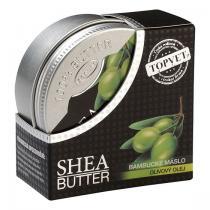Topvet Bambucké máslo s olivovým olejem 100 ml