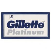 Gillette Platinum žiletky 5 ks