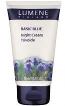 Lumene Noční krém Basic Blue 75 ml