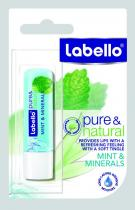 Beiersdorf Labello Balzám na rty Natural Mint & Minerals 4,8 g