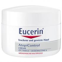 Beiersdorf Eucerin Krém AtopiControl 75 ml