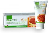 Herb-Pharma Citrovital dětský dentální gel 18 ml