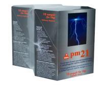Purus Meda PM 21 pitné ampule 10x20g balení 1+1