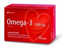 Noventis Omega-3 1000 mg cps. 30 pro zdravé srdce a cévy