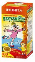 Terezia Company RAKYTNÍČEK - rakytníkový sirup s příchutí maracuji