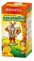 Terezia Company RAKYTNÍČEK - rakytníkový sirup s příchutí pomeranče