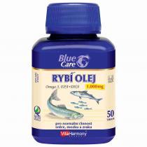 VitaHarmony Rybí olej Omega 3 50 tob.