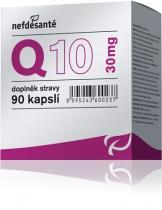 Nef de Santé Koenzym Q10 90 kapslí