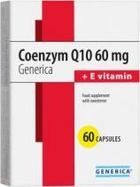 Generica Coenzym Q10 60 mg + vit. E cps.60