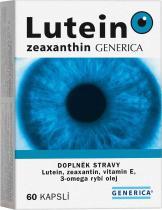 Generica Lutein-zeaxanthin 60 kapslí