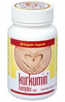 Synergia Kurkumin komplex 300 mg 60 kapslí
