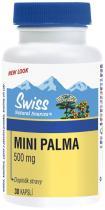 Swiss Herbal Remedies Mini Palma 500mg 30 kapslí