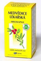 Arkopharma Laboratories Arkokapsle Medvědice lékařská 45 kapslí