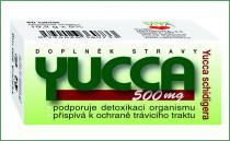 Naturvita Yucca 500mg 60 tbl.