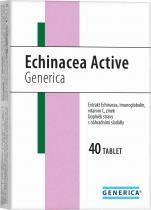 Generica Echinacea Active 40 tbl.