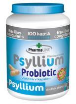 Mogador Psyllium Probiotic 100 kapslí