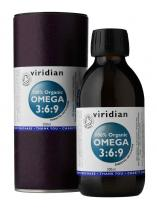 Viridian 100% Organic Omega 3:6:9 Oil 200 ml