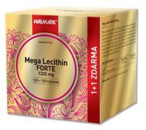 Walmark Mega Lecithin FORTE 1325 mg 100 tob.