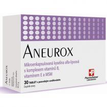 Pharmasuisse Laboratories Aneurox 30 tbl. s postupným uvolňováním
