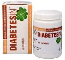 Danare Diabetesin 60 kapslí