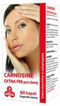 Purus Meda Carnosine extra pro ženy PM 60 kapslí