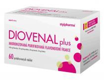 Stylpharma Diovenal plus 60 tbl.