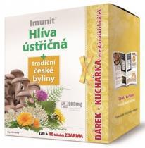 Simply You Imunit Hlíva ústřičná 800 mg tradiční české byliny 120 tob.