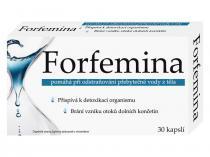 NP Pharma Ostrow Mazowiecka Forfemina - přípravek na odvodnění těla 30 kapslí