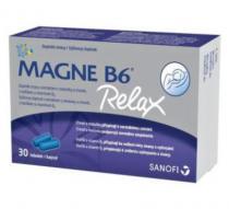 Sanofi aventis Magne B6 Relax 30 tob.