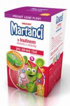 Walmark Marťánci s Inulinem příchuť lesní plody 90 tbl. + Marťabrouk