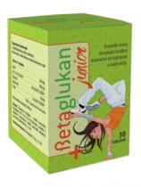 Gynpharma Betaglukan Junior 100 mg 30 tob.