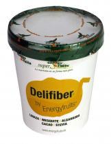 Energy Fruits Delifiber (lněné semínko, kakao, karob, stevia, mesquite) 225 g
