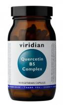 Viridian Quercetin B5 Plus Complex 60 kapslí