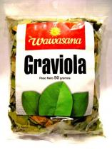 Wawasana-Aurandina s.a.c. Lima Peru Aurandina Graviola bylinný čaj 50g