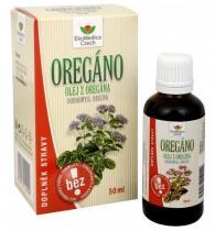 EkoMedica Czech Oregáno (Dobromysl obecná) olej 50 ml