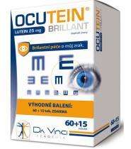 Simply You Ocutein Brillant Lutein 25mg 60 tob.