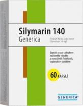 Generica Silymarin 140 60 kapslí