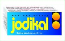 Naturvita Jodikal 80 tbl.