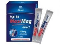NP Pharma Ostrow Mazowiecka Zdrovit MaxiMag direct Mg+B6 20 sáčků