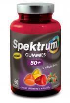 Walmark Spektrum Gummies 50+ s rakytníkem 60 želatinových tbl.