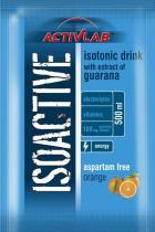 Regis ActivLab Isoactive iontový nápoj s guaranou pomeranč 20 sáčků