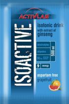 Regis ActivLab Isoactive iontový nápoj s ženšenem grapefruit 20 sáčků