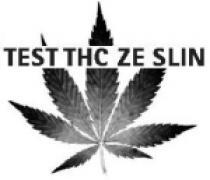 Alfa Scientific Designs Test na marihuanu - THC ze slin 1ks