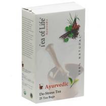 Amazon Trading Ajurvédský Bio čaj proti stresu Tea of Life 25x2g